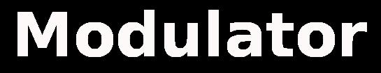 Modulator Logo