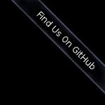 Find us on GitHub